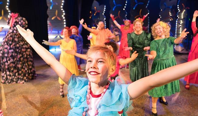 Billy Elliot -musikaaliretki Tampereelle