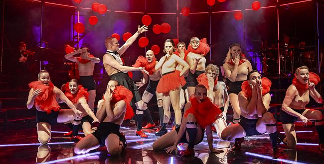 Cabaret-musikaalimatka Turkuun