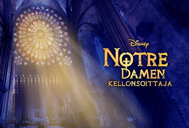 Musikaalimatka: Notre Damen kellonsoittaja