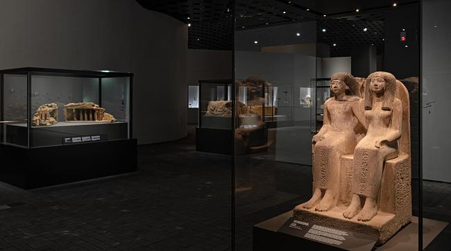 Egyptin loisto -näyttely