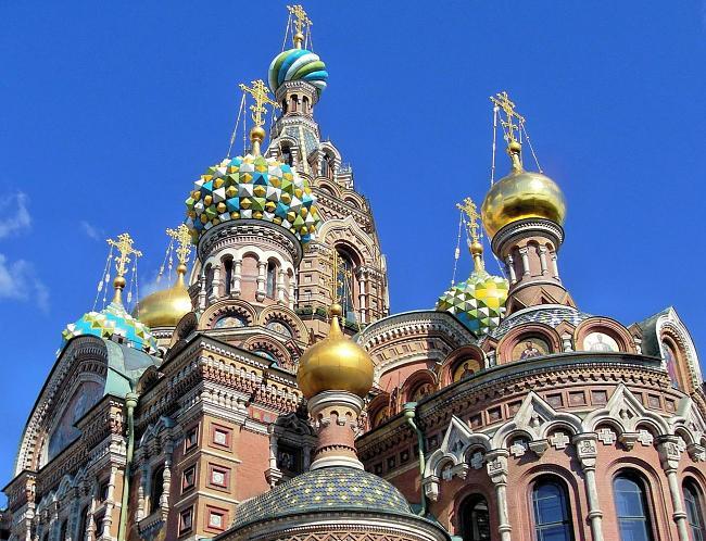 Pääsiäismatka taideaarteiden Pietariin